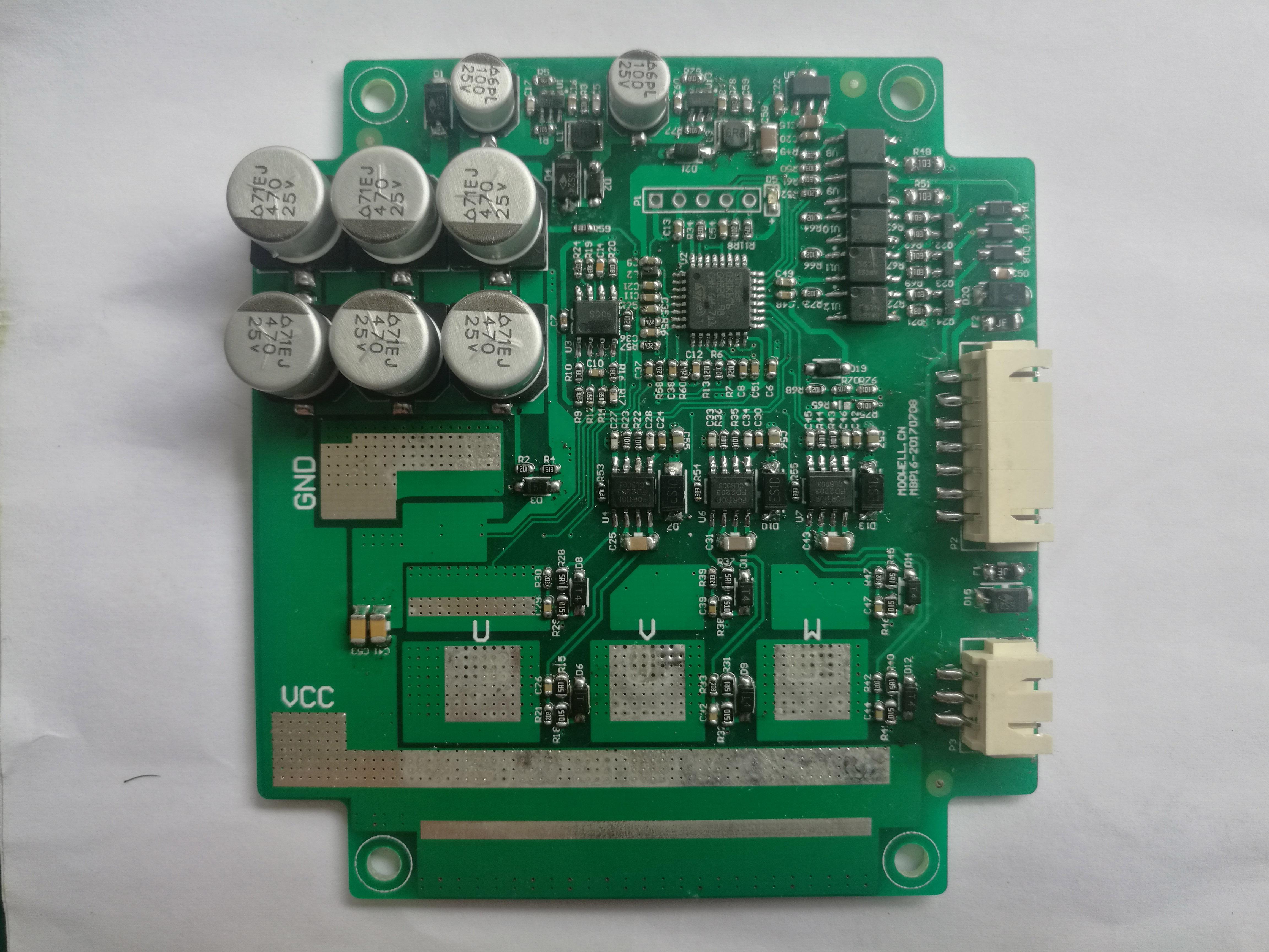 MBP16汽車空調壓縮機控制板